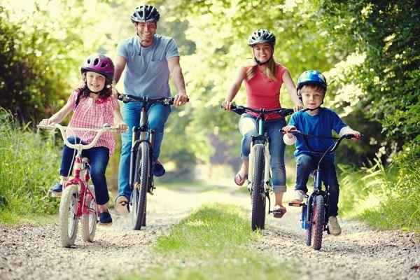 Apžvalginės kelionės dviračiu po apylinkes