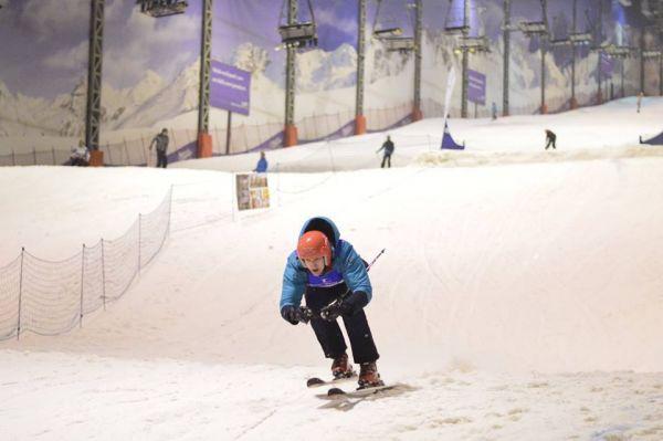 Snow Arena žiemos pasaulis