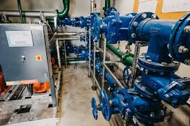 Vandentiekio ir nuotekų šalinimo sistemos