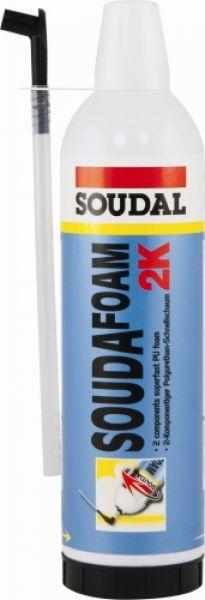 SOUDAFOAM 2K (dvikomponentės putos poliuretano pagrindu)