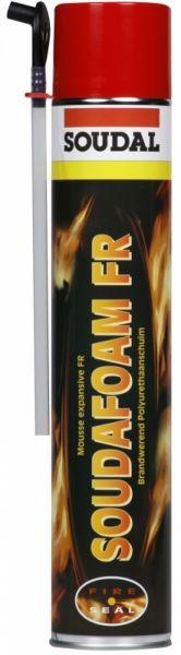 SOUDAFOAM FR PU (priešgaisrinės apsauginės putos poliuretano pagrindu)