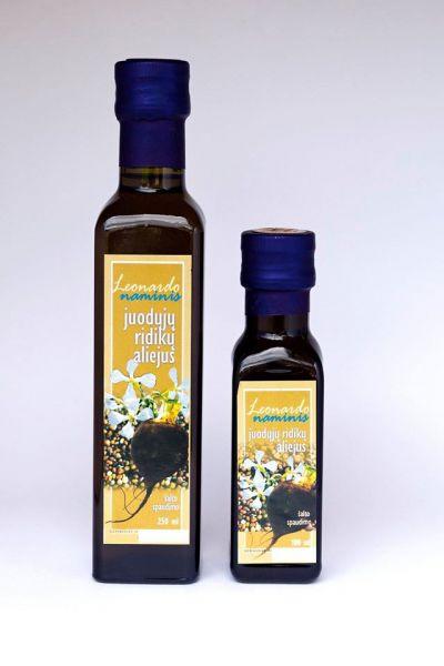 Juodojo ridiko sėklų aliejus