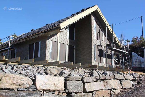 Karkasinių namų statyba, rekonstrukcija