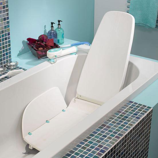Neįgaliųjų įranga voniai