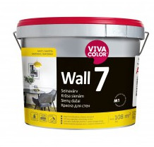 """Matiniai sienų dažai """"Vivacolor Wall 7"""""""