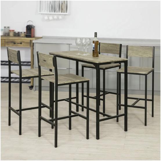 Valgomojo stalai