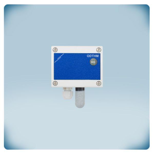 Czujnik temperatury i wilgotności, zasilanie przez Modbus RTU