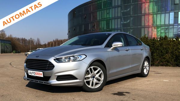 Ford Mondeo | 2015