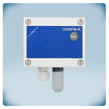 Датчик CO2, питание через Modbus RTU