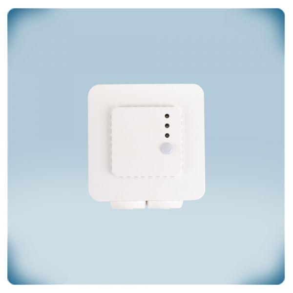 Комнатный преобразователь качества воздуха, питание 230 VAC
