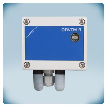 Датчик качества воздуха, питание через Modbus RTU