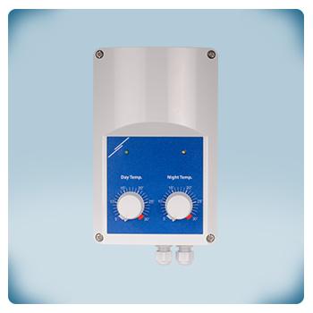 Jednofazowy regulator nagrzewnic elektrycznych