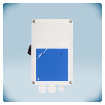 Регулятор скорости вращения вентилятора (электронный) - TK и выход аварии, связь Modbus RTU