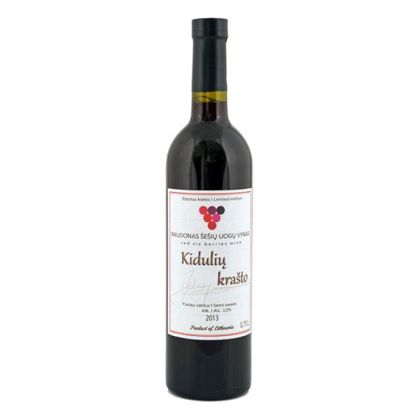 Šešių uogų vynas