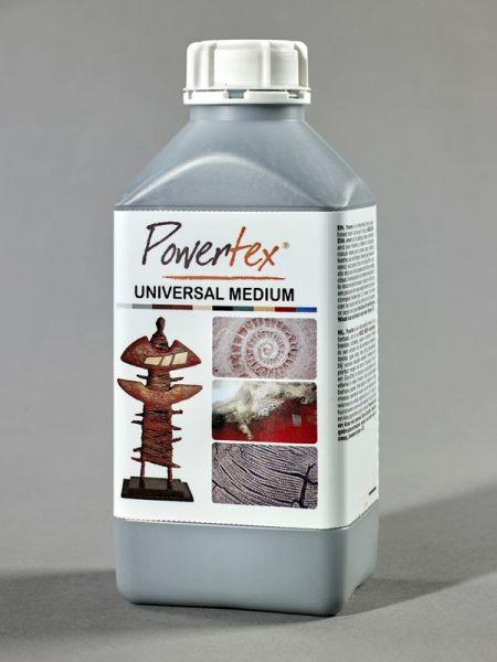 Powertex polimerai skulptūrai ir tapybai