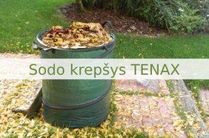 SODO KREPŠYS TENAX