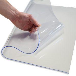 PVC skaidrus tentas