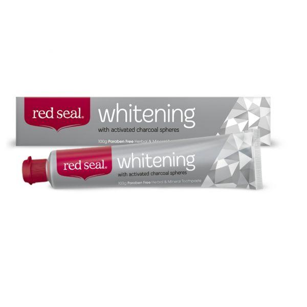 """Dantų pasta """"Red Seal Whitening"""""""