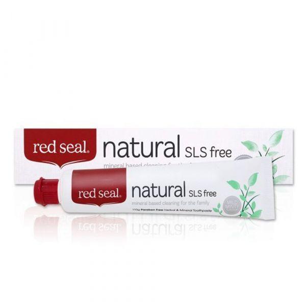 """Dantų pasta """"Red Seal Natural"""""""