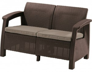 Corfu Love Seat sofa
