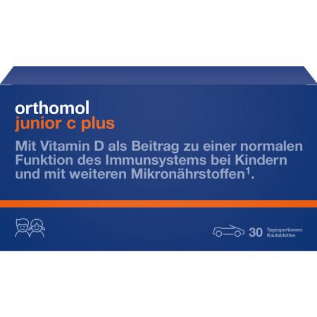 VAIKAMS Orthomol Junior C plus