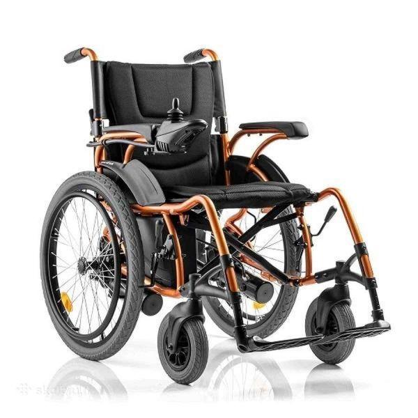 Elektrinis vežimėlis