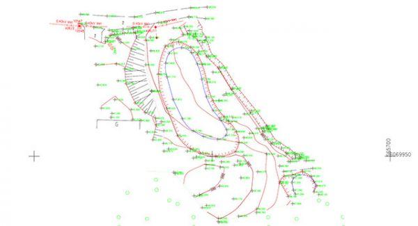 Topografiniai planai