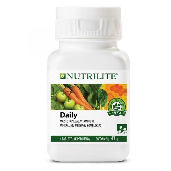 NUTRILITE™ Daily (30 tabl) tik už 15,90 €