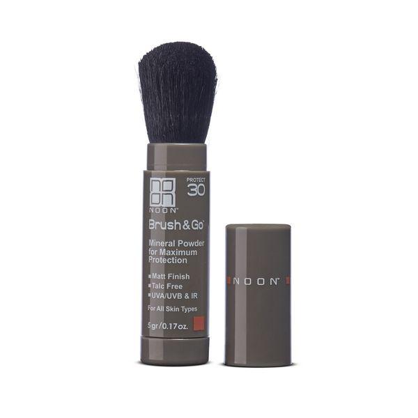 NOON AESTHETICS Brush&Go Mineral Sun Protection Powder SPF 30