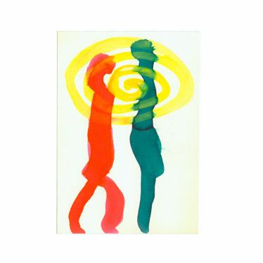Antano Mončio kūriniai - piešiniai