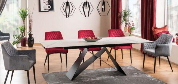Valgomojo komplektai, indaujos, kėdės, stalai