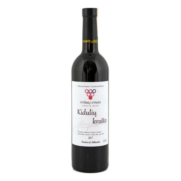 Vyšnių vynas (saldus)