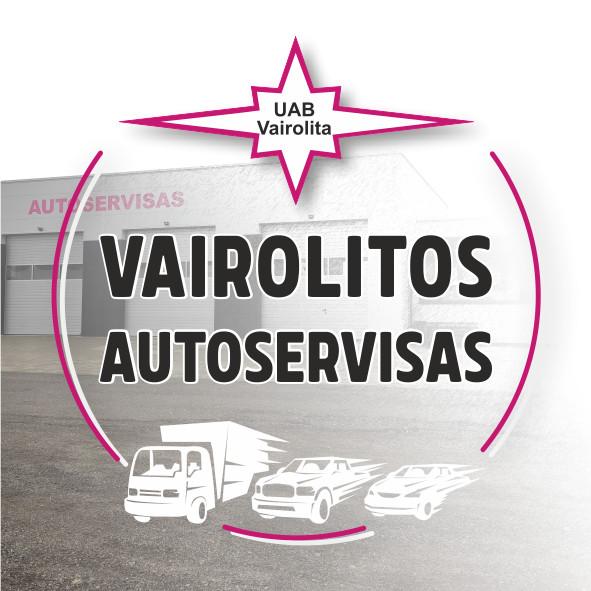 Vairolita, Autoservisas