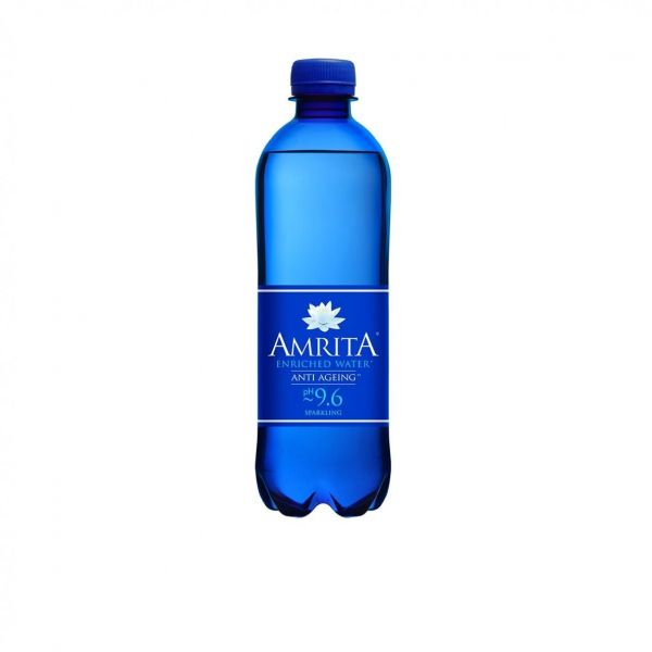 AMRITA ANTI AGEING SPARKLING 0,5 L (GAZUOTAS)