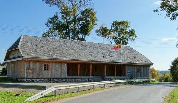 Muziejaus filialas Abromiškių svirnas