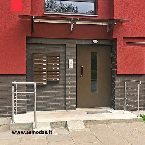Asmodas Metalinės durys