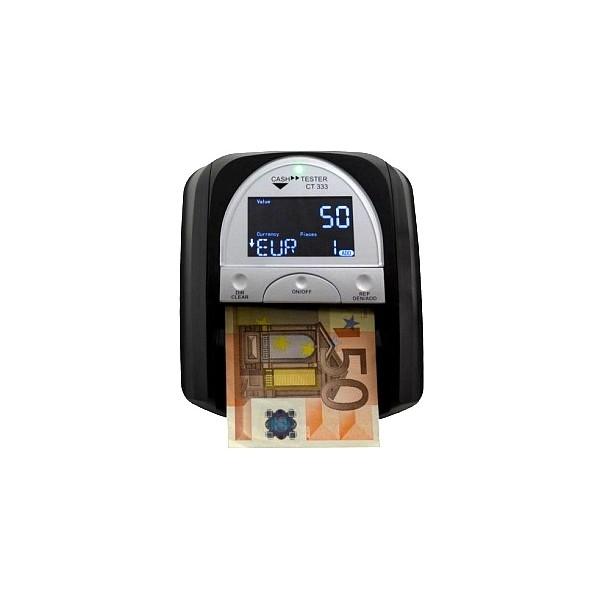 Banknotų detektorius CT-332