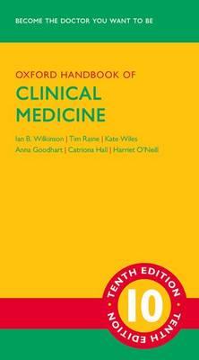 Oxford Handbook of Clinical Medicine, 10 edition (2017)