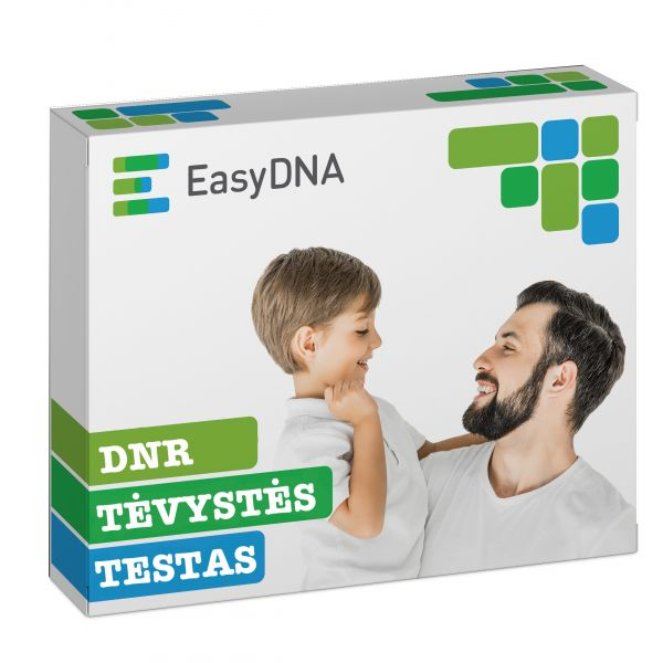 Tėvystės testas ( atliekamas namuose)