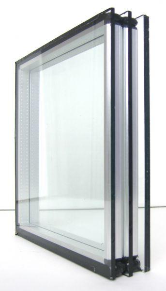 Stiklo paketai - fasadų ir langų gamintojams
