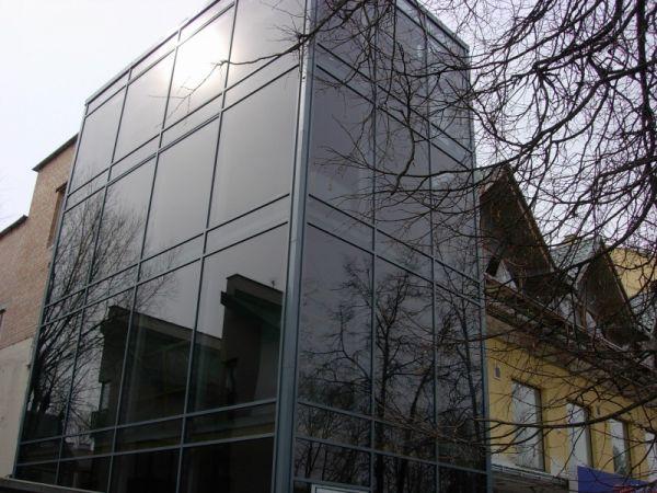 SAPA fasadinė sistema.
