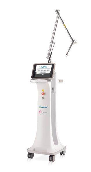 CO2 RE -  naujos kartos lazeris, plačiausios galimybės lazerinėje chirurgijoje