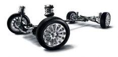 Važiuoklės remontas