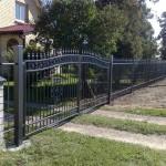 Metalinės tvoros