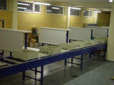Konvejerinės gamybos linijos