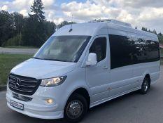 NAUJAS 2019 m. turistinis mikroautobusas Jūsų kelionėms