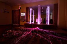 Multisensorinių kambarių įranga, sensorinės intergacijos priemonės