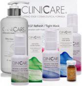 CLINICCARE Švelnus energizuojantis šampūnas nuo plaukų slinkimo, 500 ml