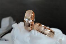 Juvelyrinių dirbinių gamyba su deimantais