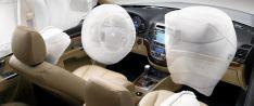 Oro pagalvių diagnostika ir remontas (SRS airbag)